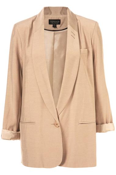 с чем носить пиджак удлиненный