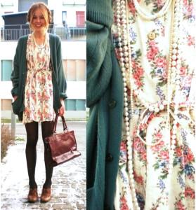 винтажная мода 2014