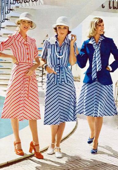 винтажная одежда 80-х