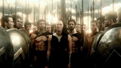 лучшие фильмы 2014 300 спартанцев: расцвет империи