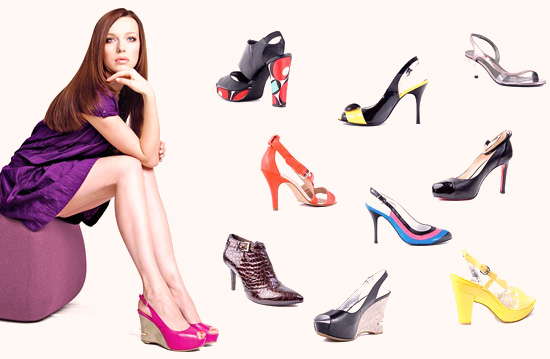 модная летняя обувь 2014