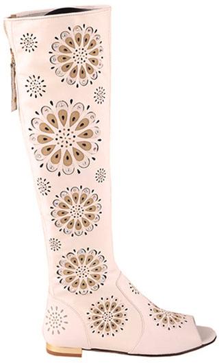 модная летняя обувь 2014 летние сапоги