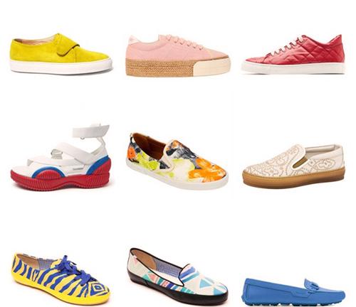 модная летняя обувь 2014 спортивная