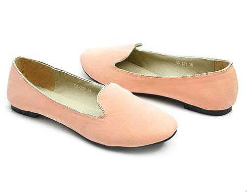 модные балетки лето 2014 кожаные