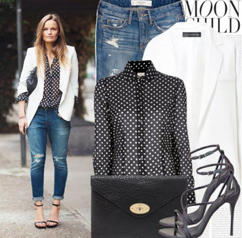 модные джинсы 2014 с дырками
