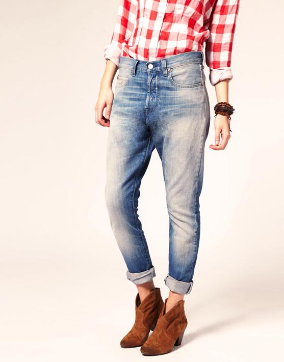 модные джинсы 2014 широкие