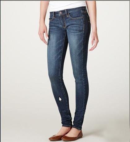модные джинсы 2014 скинни