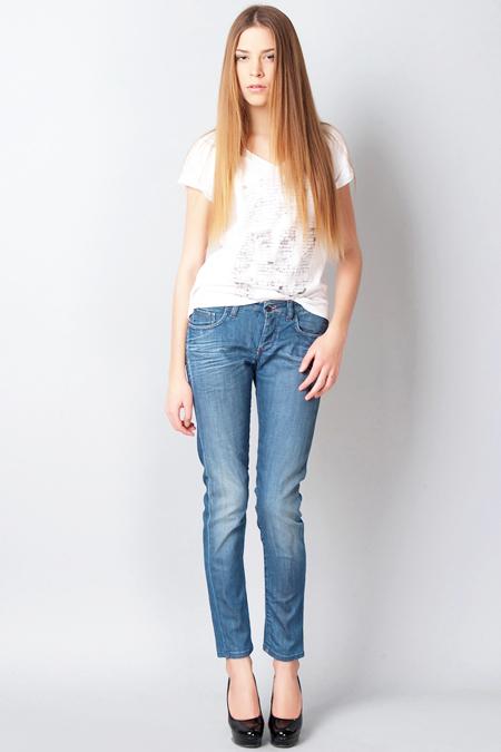 модные джинсы 2014 укороченные