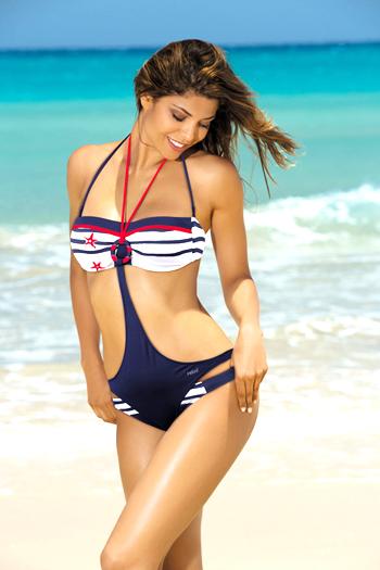 модные купальники лето 2014 монокини
