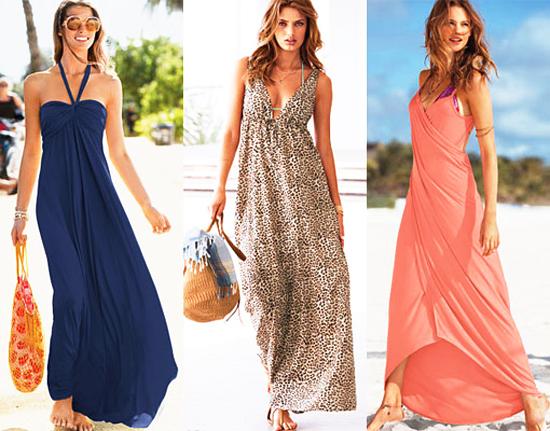 модные тренды лета 2014 длинный сарафан