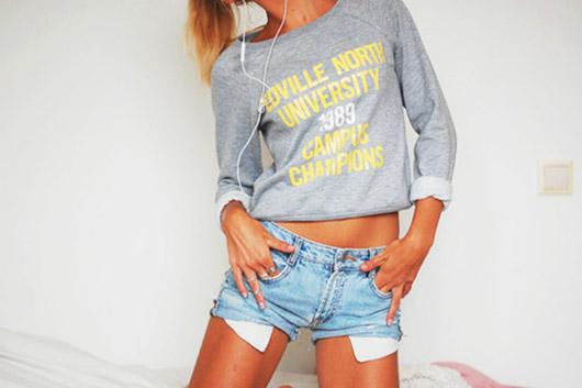 модные тренды лета 2014 свитшоты
