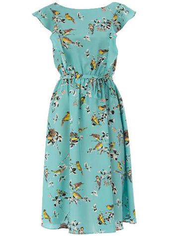 модные тренды лета 2014 воздушные платья