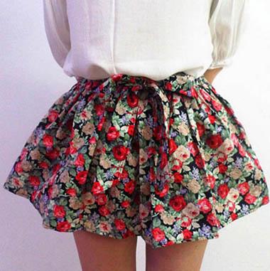 модные юбки лето 2014 пышные