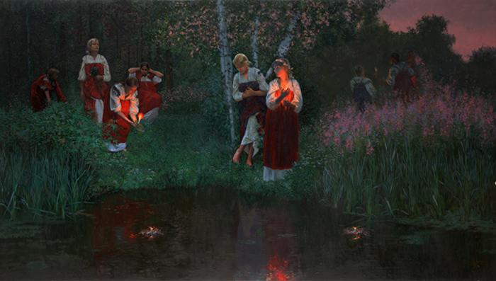 как праздновать Ивана Купала традиции и обряды