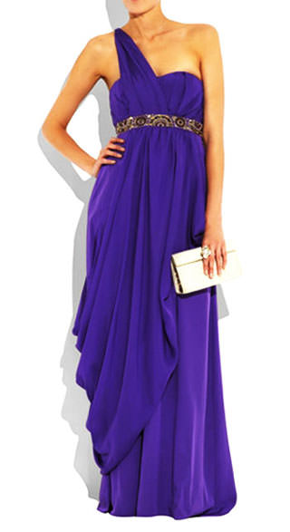 платья в греческом стиле яркие