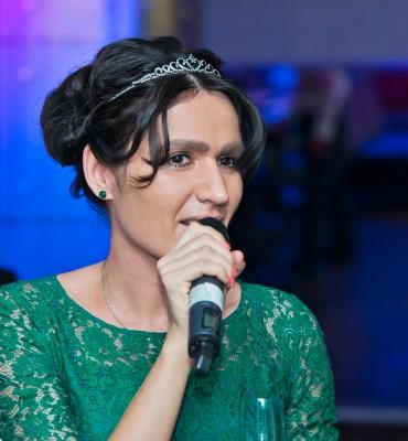 российская певица Женя Тополь