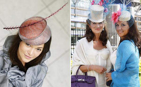 Шляпа с цветами с чем носить
