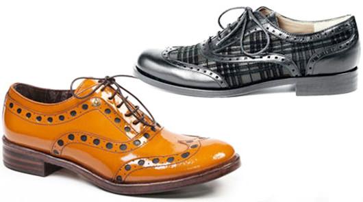 ботинки в мужском стиле 2014