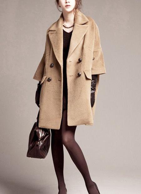 кашемировое пальто осень 2014