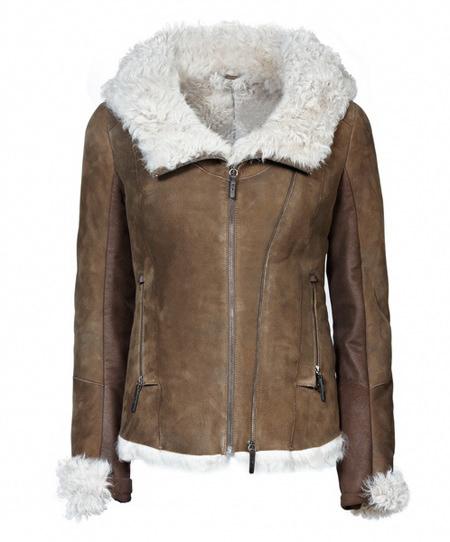 куртки-дубленки осень-зима 2014