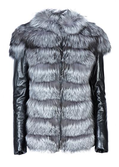 меховая куртка 2014