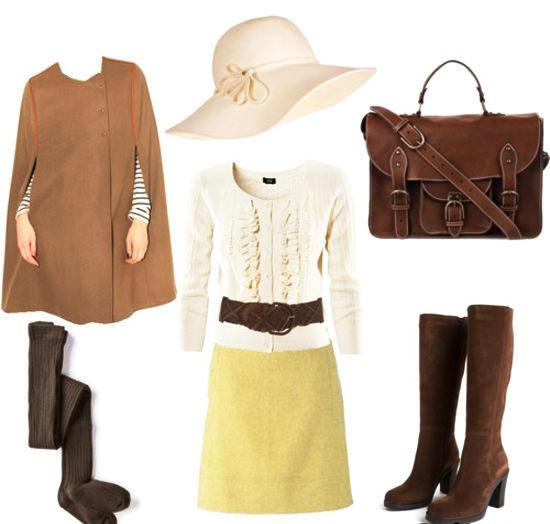 модные аксессуары осени 2014 ремни