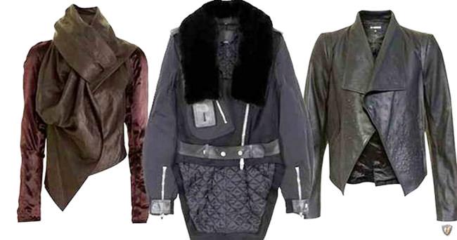 модные куртки осень 2014