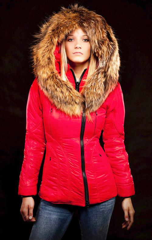 модные куртки пуховики 2014