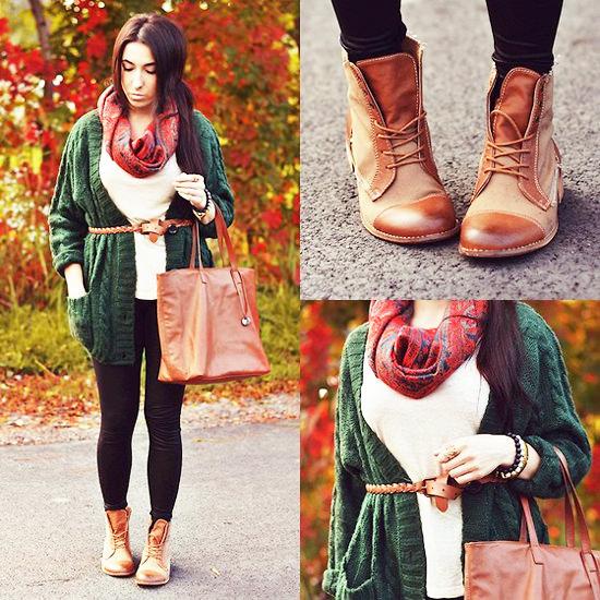 модные луки с ремешками 2014