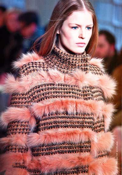 модные свитера на осень-зиму