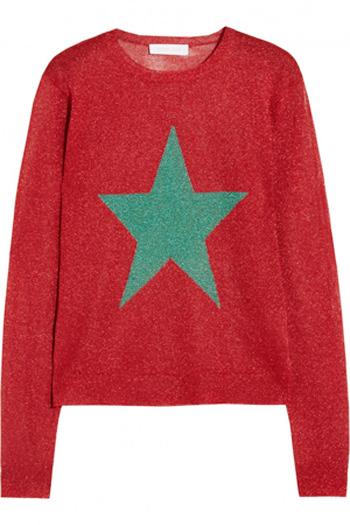 модные свитера с аппликацией