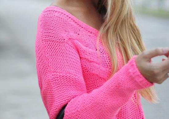 модные свитера осень-зима вязаные