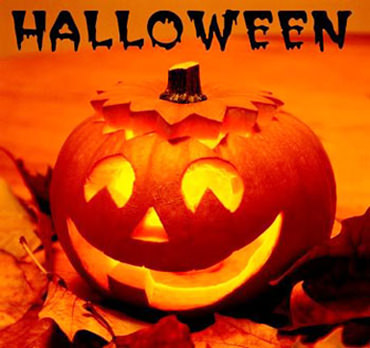 отпраздновать Хэллоуин