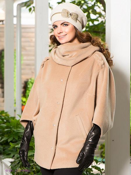пальто с короткими рукавами