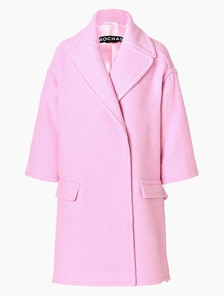 пальто с укороченными рукавами 2014