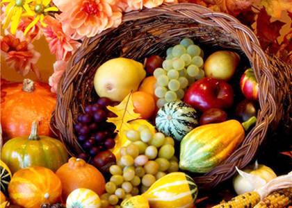 сезонные осенние овощи