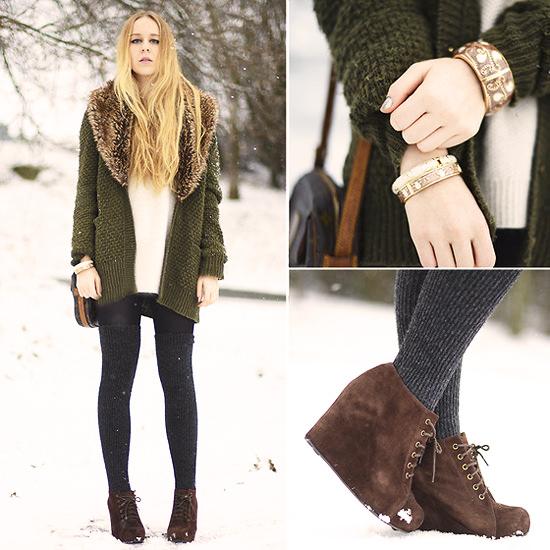 что носить осенью-зимой 2014-2015