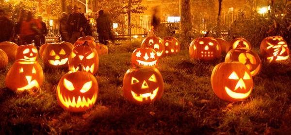 как праздновать Хеллоуин