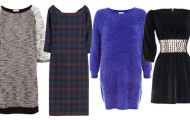 Модные женские платья осень-зима 2018-2019