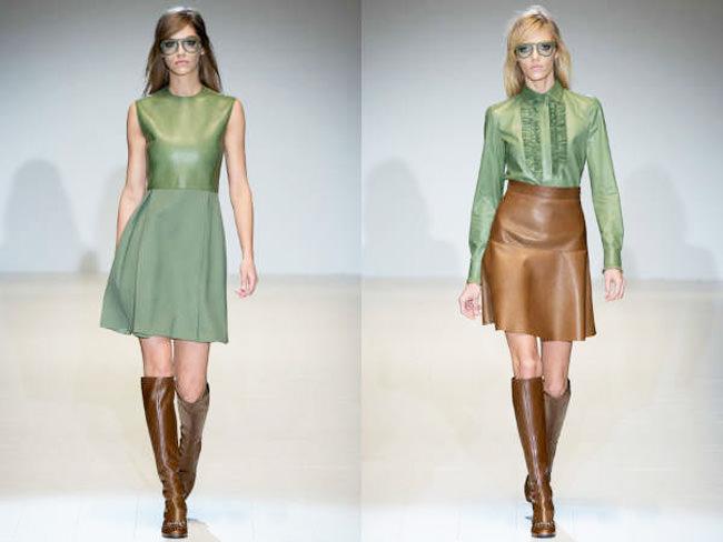 модные цвета 2014 изумрудные