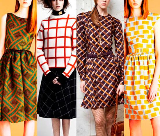модные принты 2014-2015