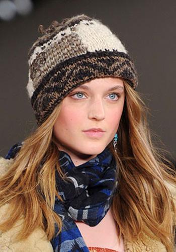 Модные шапки осень зима 2015