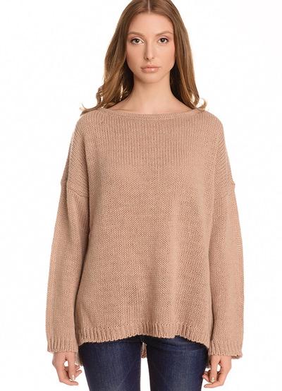 модный свободный свитер 2014