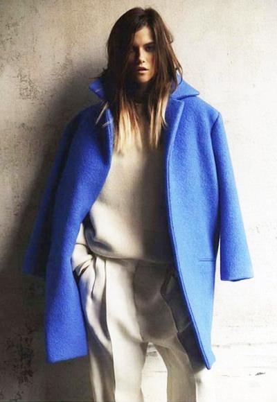 объемные пальто 2014