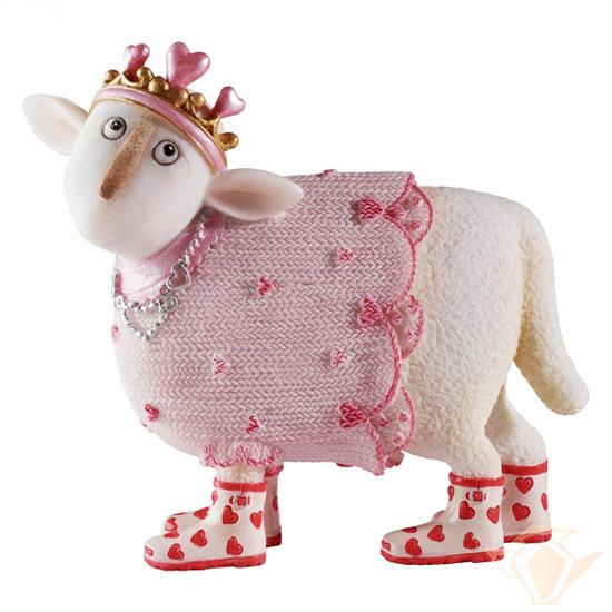 что подарить на Новый год 2015 статуэтки овечки
