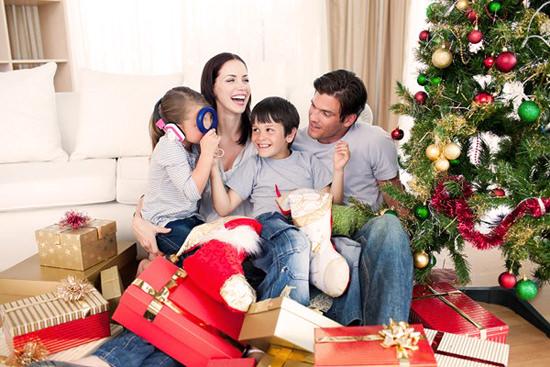 как отпраздновать Новый год 2015 в семейном кругу