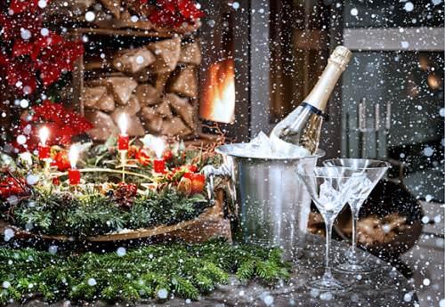 как отпраздновать Новый год 2015