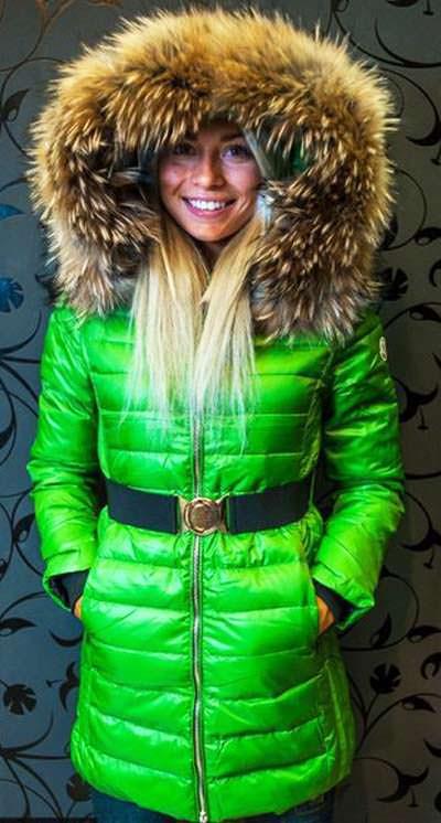 модные пуховики зима 2015 с капюшоном