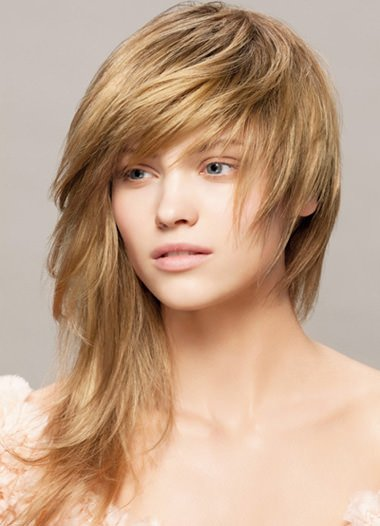 рваные волосы