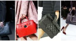 Какие женские модные сумки в сезоне осень-зима 2019-2020